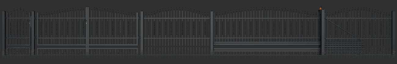 Slika prikazuje vzorec iz kolekcije Lux