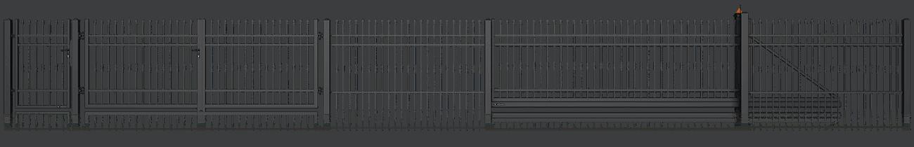Slika prikazuje vzorec Lux