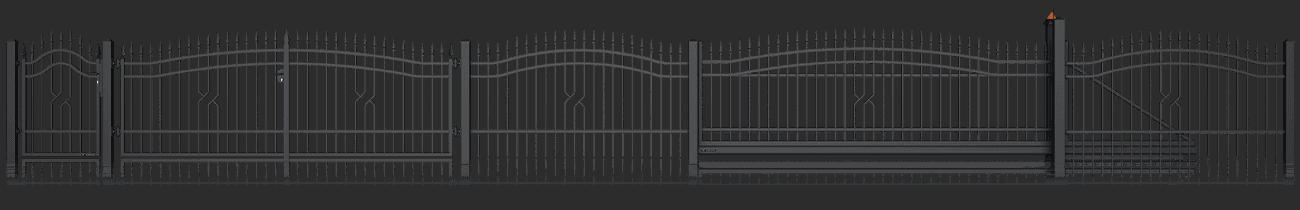 Slika prikazuje vzorec Lux AW. 10.58