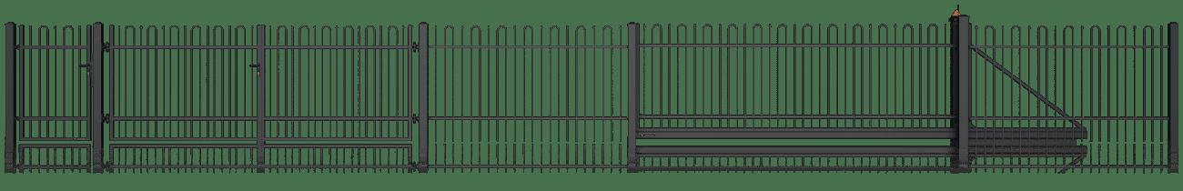 Slika prikazuje vzorec iz linije Style, AW. 10. 08