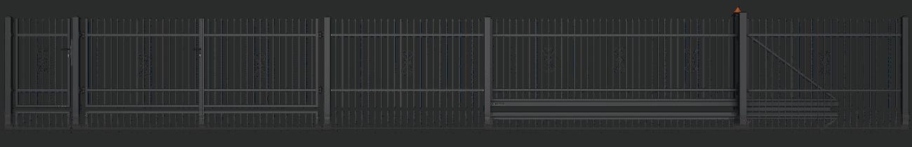 Slika prikazuje vzorec iz linije Style