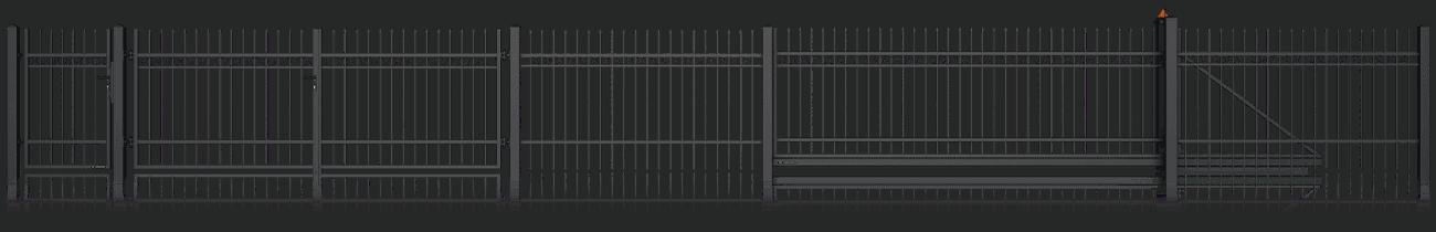 Slika prikazuje vzorec iz serije Style
