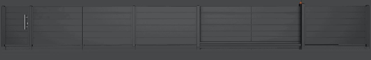 Slika prikazuje vzorec AW.10.200 - plošča 250 mm