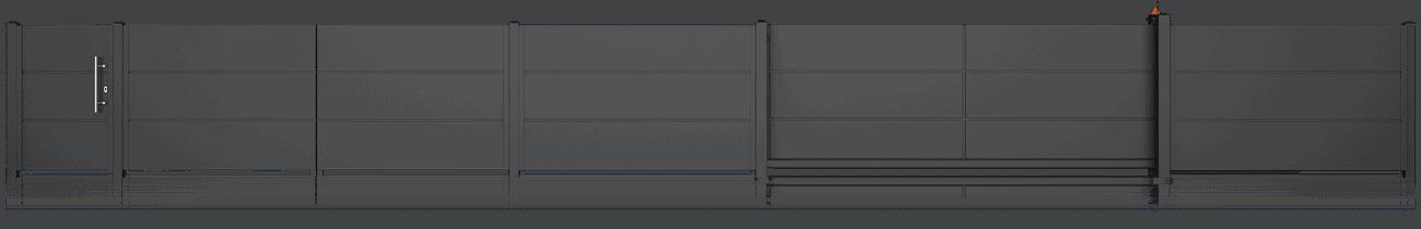 Slika prikazuje vzorec Modern, AW. 10.200
