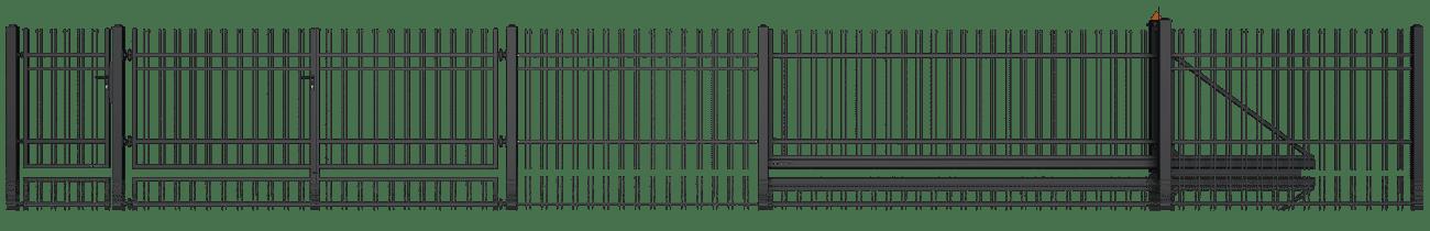 Slika prikazuje vzorec iz linije Style, AW. 10. 26