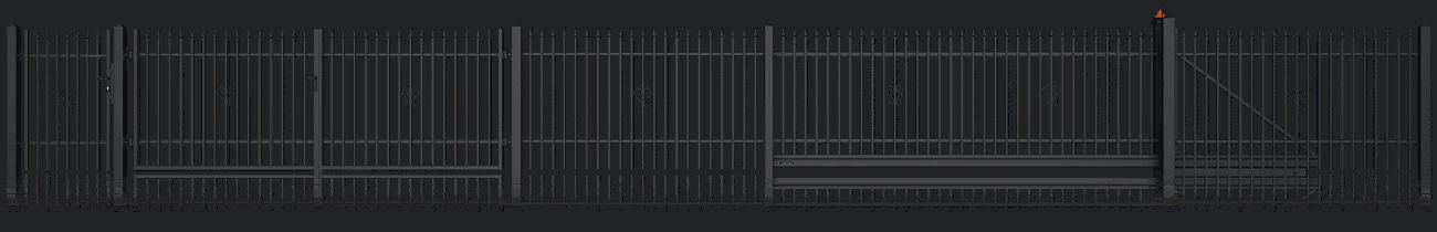 Slika prikazuje vzorec iz linije Vario, AW.10.83