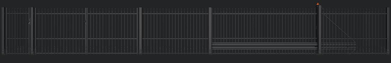 Slika prikazuje vzorec AW.10.90 iz kolekcije Basic