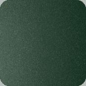 Slika prikazuje deep green barvo
