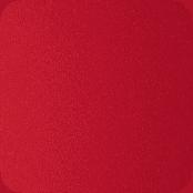 Slika prikazuje barvo Flame red