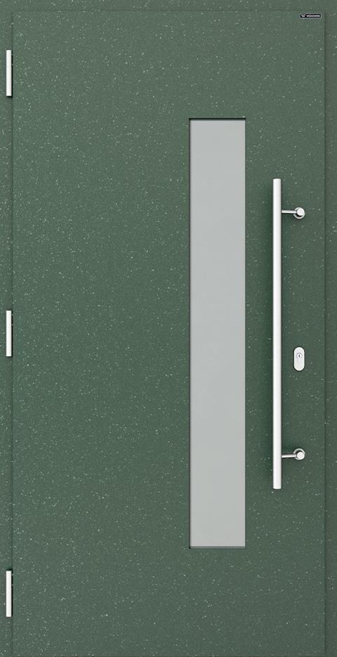 Slika prikazuje nova vhodna vrata, vzorec: 034