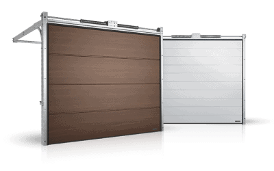 Sekcijska garažna vrata UniPro